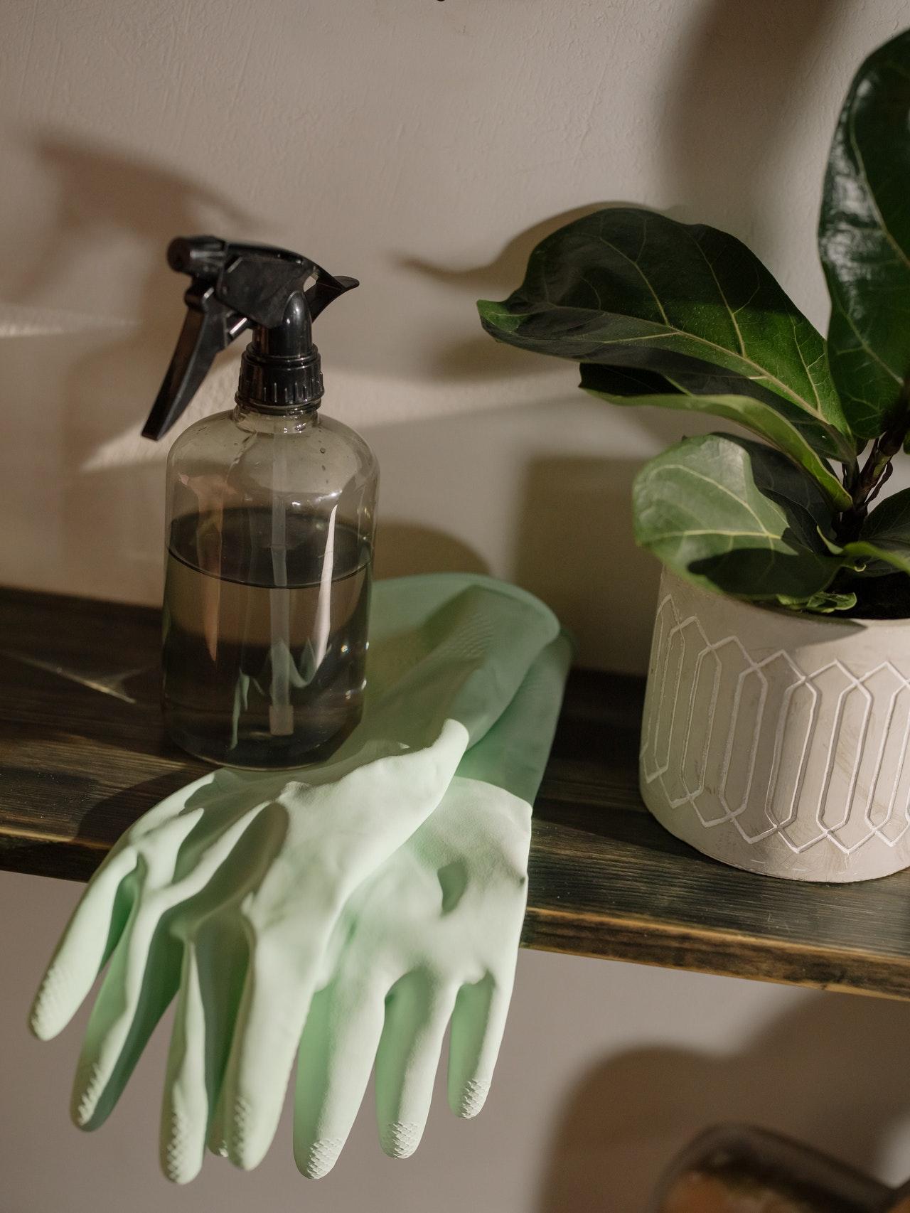 Spar vand og kemikalier når du gør rent